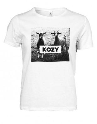 Dámské tričko s potiskem ZOOT Originál KOZY