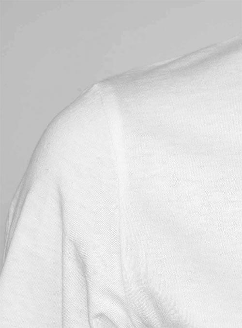 Pohodlné bavlněné tričko