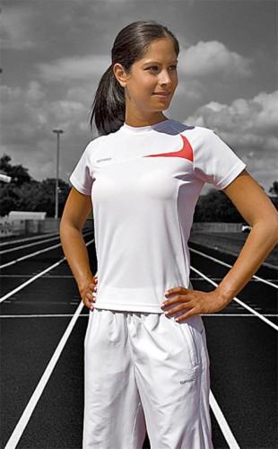 Dámské sportovní rychleschnoucí tričko Dash s reflexními prvky