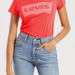 Tričko LEVI'S The Perfect Tee Better Housemark