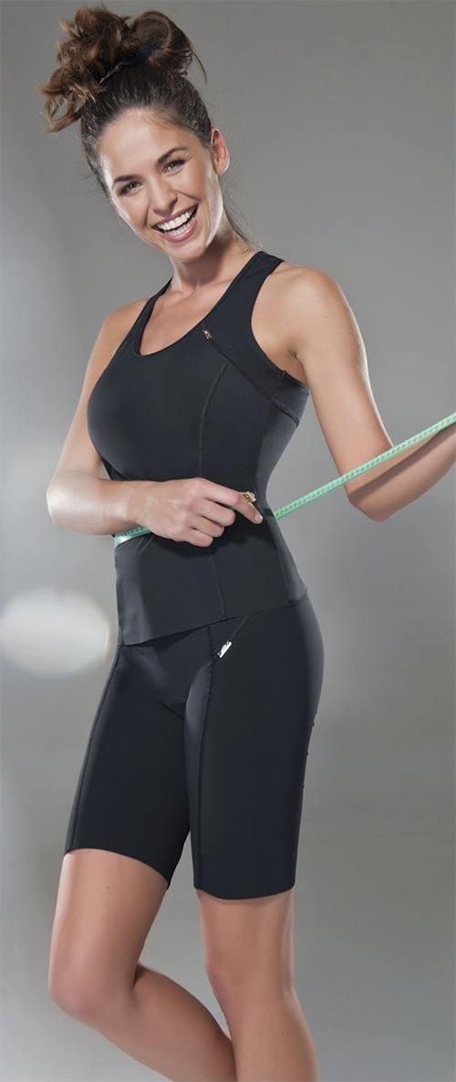 Sportovní tílko z materiálu Revolutional Slim
