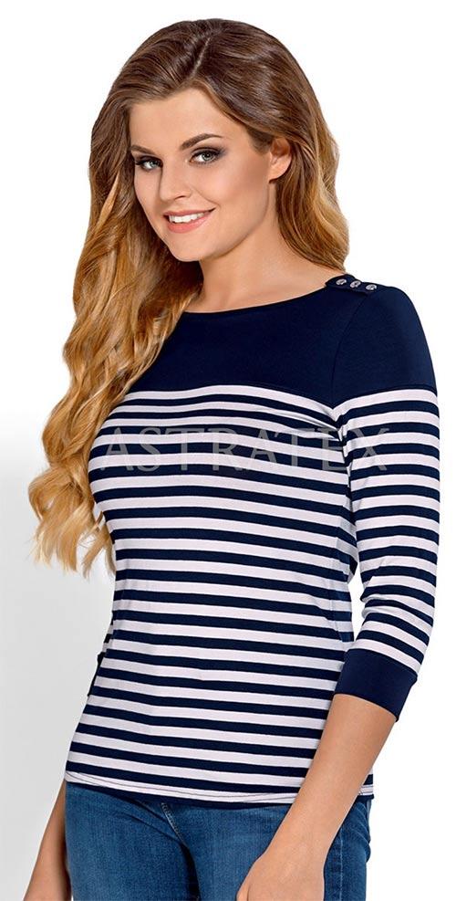 Dámské pruhované námořnické triko
