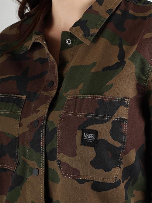 Dámská vojenská košile