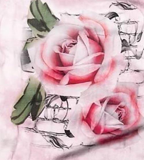 Potisk růží