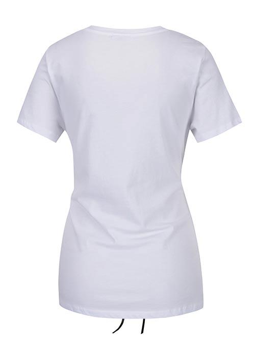Dámské bílé tričko Noisy May Philippa