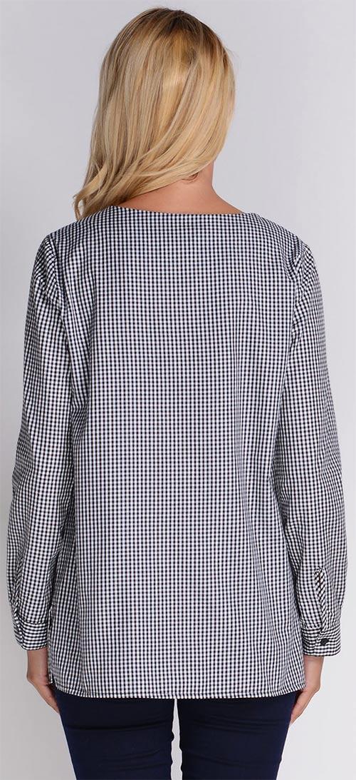 Košilová tunika - drobná kára