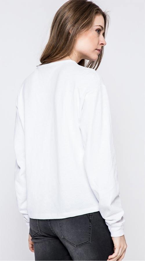 Dámské tričko Calvin Klein s dlouhým rukávem