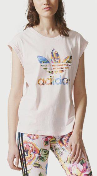 Tričko adidas Originals FLORALITA TEE