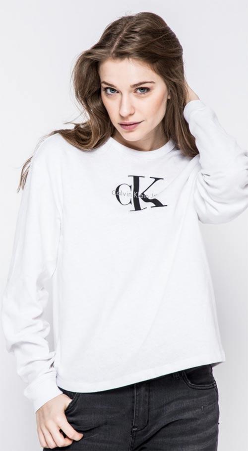 Zimní tričko z kolekce Calvin Klein Jeans
