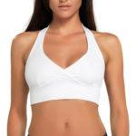 Fitness top zpevňující prsa