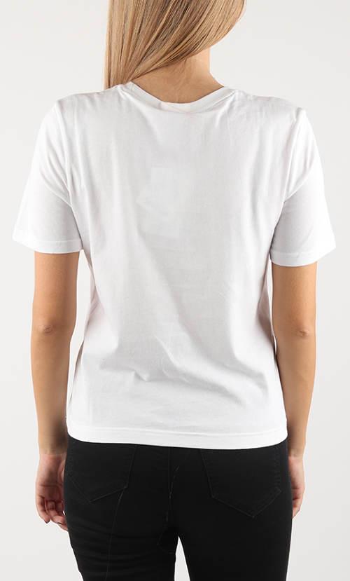 B9lé dámské tričko Reebok s krátkým rukávem