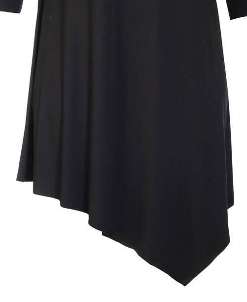 Cípové šaty pro plnoštíhlé