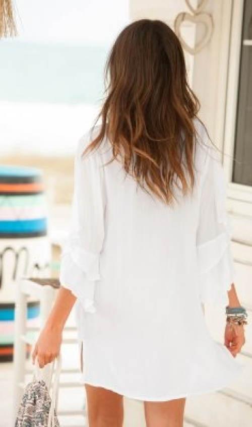 Plážová tunika výprodej