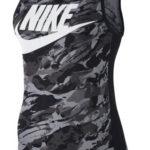 Dámské tílko Nike s maskáčovým potiskem