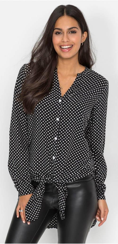 Dlouhá dámská košile