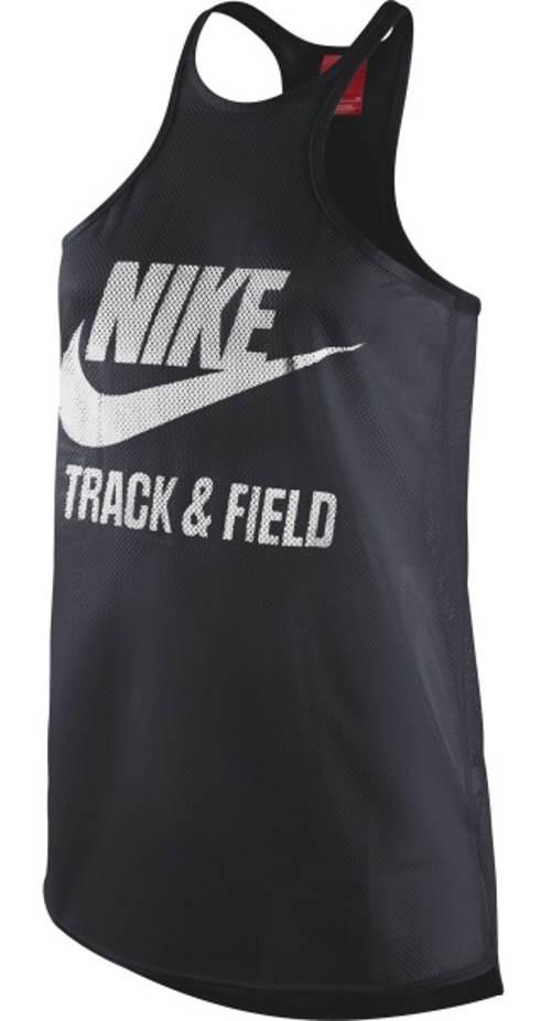 Síťované dámské tílko Nike