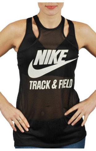 Volnější sportovní tílko pro ženy Nike