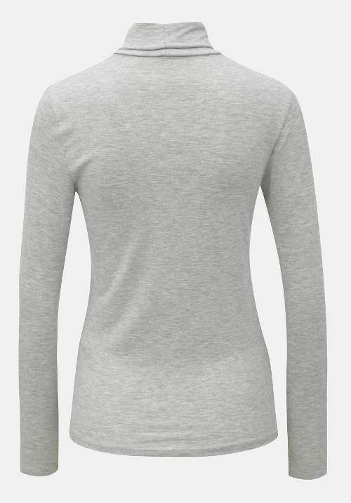 Dámské zimní tričko s roláčkem