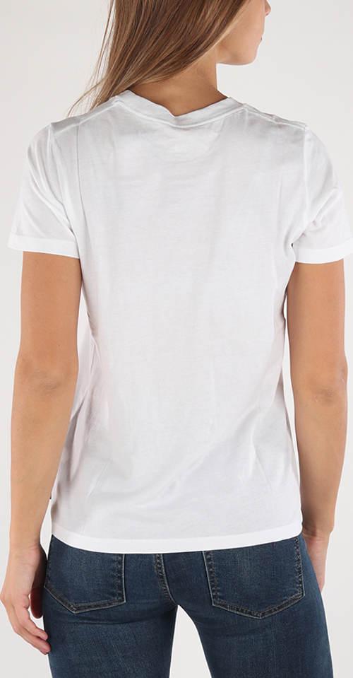 Dámské tričko Converse s krátkým rukávem