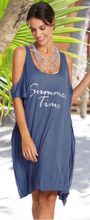 Dámské plážové tričko Summer time