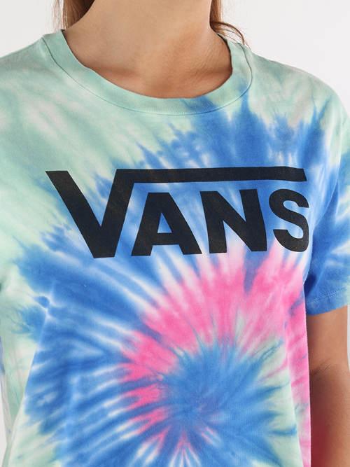 Barevné dámské tričko Vans