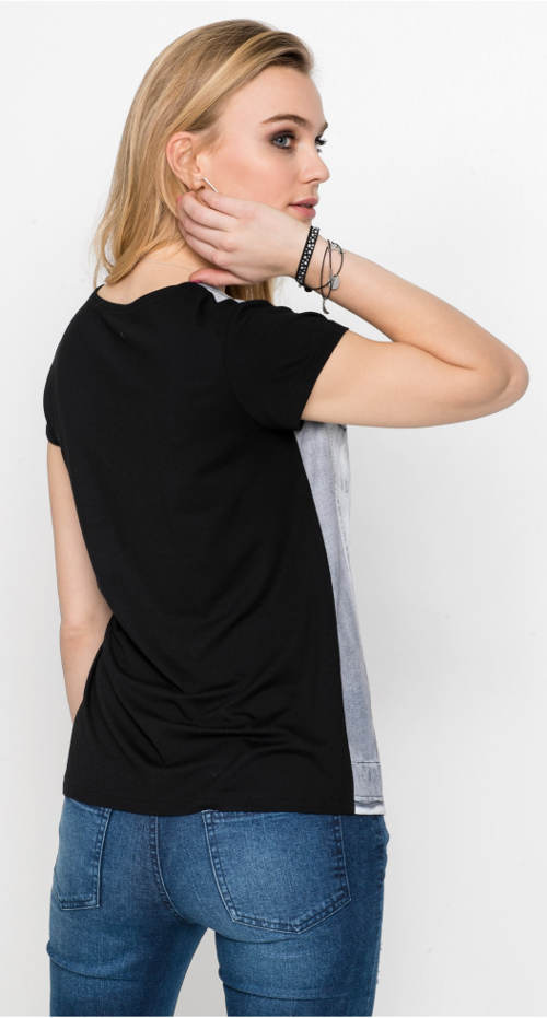 Dámské tričko Bonprix s potiskem