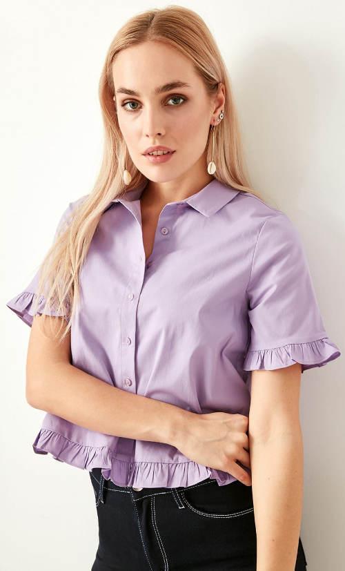 Letní dámská košile