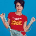 Narozeninové tričko pro mamku