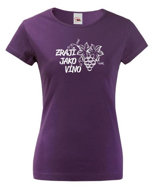 Narozeninové tričko pro babičku