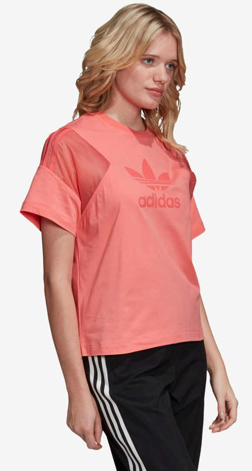 Dámské triko Adidas na sport i volnočasové aktivity
