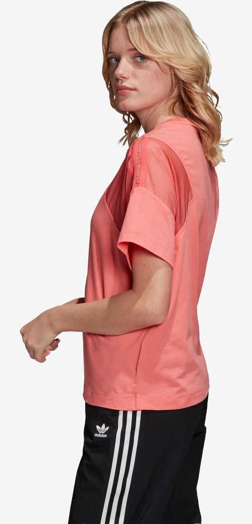 kvalitní tričko Adidas s krátkým rukávem
