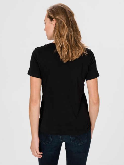 bavlněné tričko s krátkým rukávem Guess