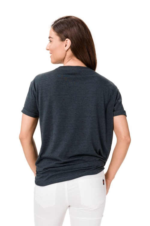 moderní tričko s potiskem ve dvou barvách