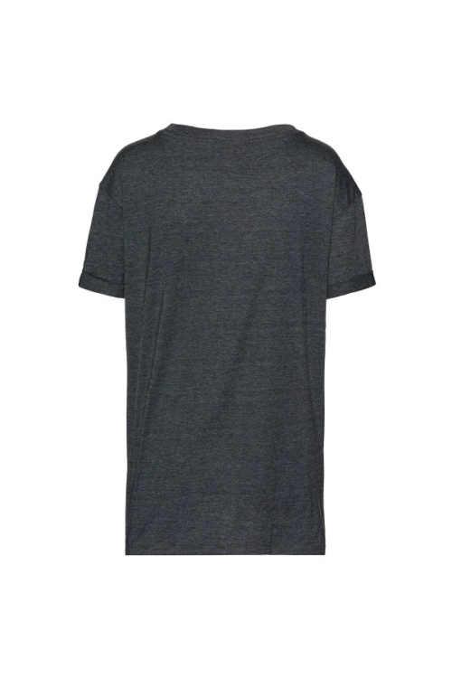tričko v pohodlném střihu s krátkým rukávem