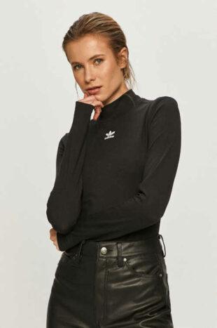 triko Adidas černé dlouhé