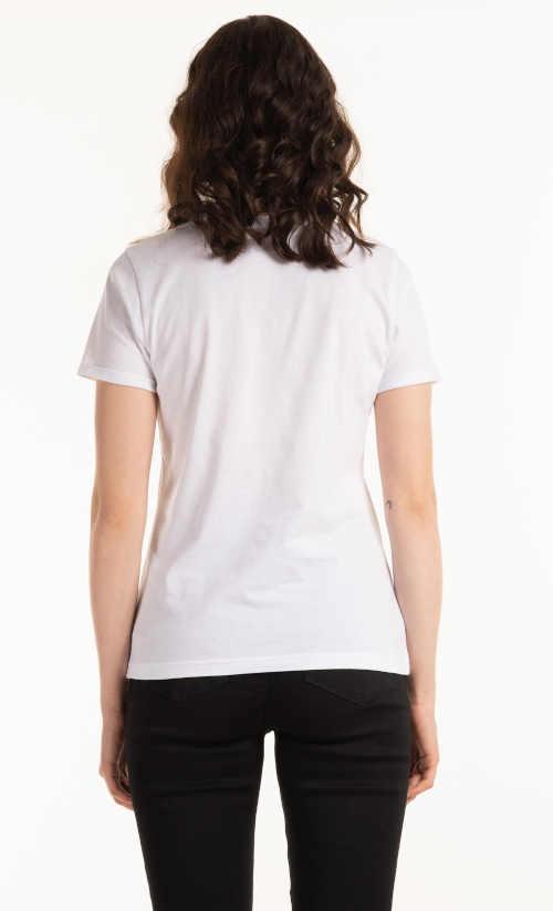tričko z bavlny Gate